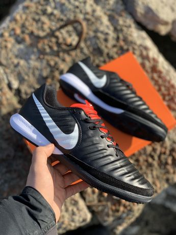 Футзалки/бампы Nike Tiempo найк тиемпо