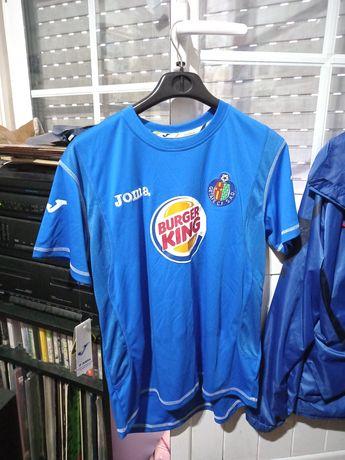 Camisola do clube de futebol espanhol Getafe 2010/2011