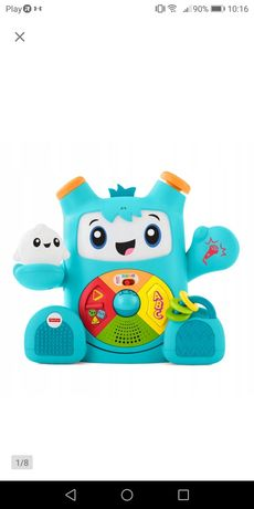 Robot fusible Fisher Price