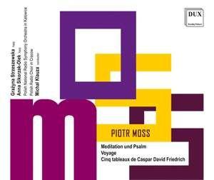 CD Meditation - Caspar David Friedrich (Piotr Moss)