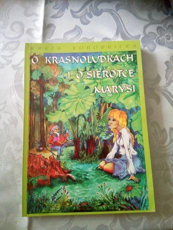 O Krasnoludkach i Sierotce Marysi, Maria Konopnicka