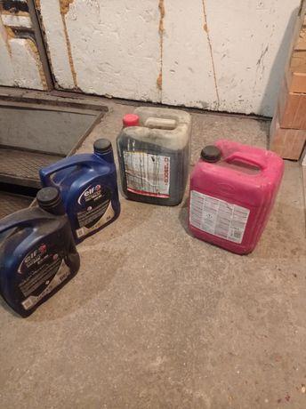 Отработка масло 3 гр. Литр