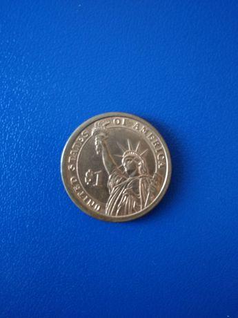 Доллар США. Президент Тейлор.