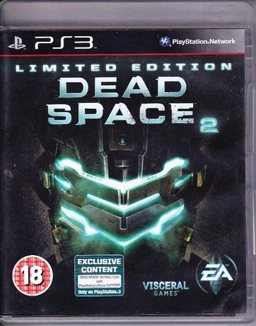 Jogo Playstation 3 Dead Space 2
