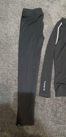 Camisola e calças térmicas