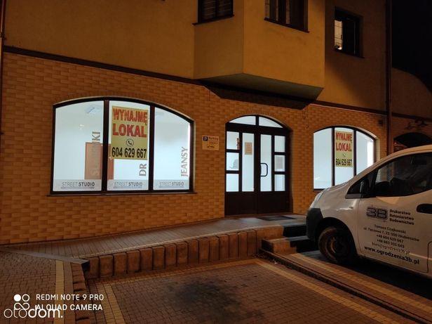 Wynajmę lokal handlowo-usługowy w Hrubieszowie