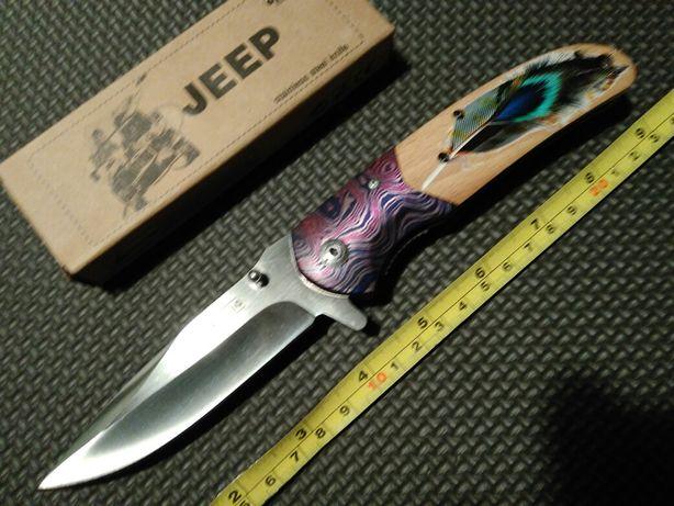 """Nóż folder EDC """"Jeep"""""""