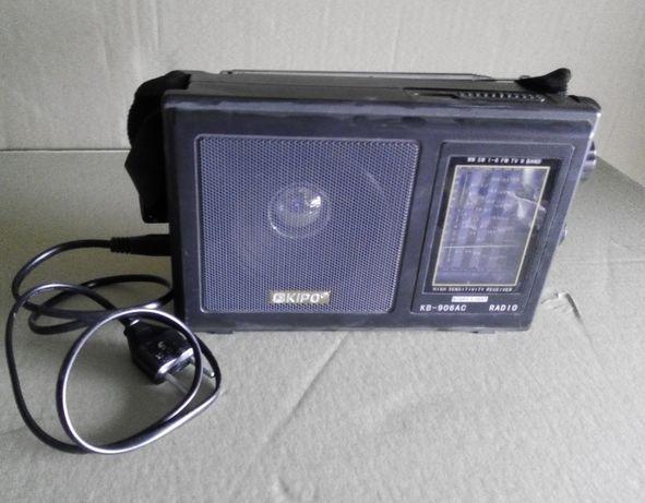 Радіоприймач Kipo KB-906AC