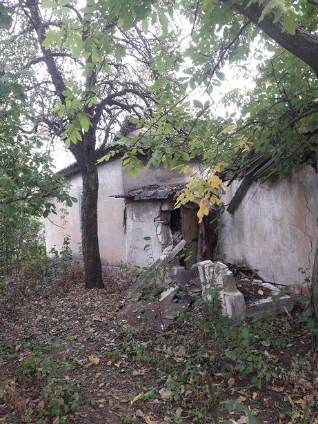 Продам Дом в хорошие руки участок 13 соток.рядом лесопосадка строй баз