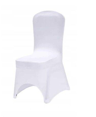 Pokrowce na krzesła wynajem