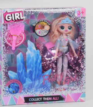 НОВАЯ Кукла Лол Lol большая сестричка OMG