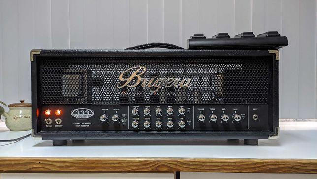 Amplificador de guitarra Bugera c/ Footswitch