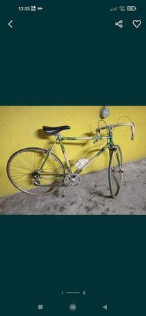 Bicicleta de estrada antiga
