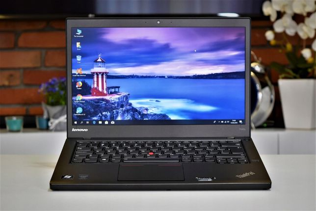 Laptop Poleasingowy ThinkPad T440p |i5-4Gen|8GB|256GB SSD|Win10