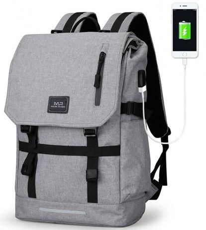 Oto niesamowity plecak MARK RYDEN MR5748 z portem USB do ładowania.