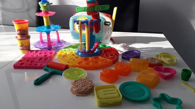 Mega duży, kreatywny zestaw Play doh