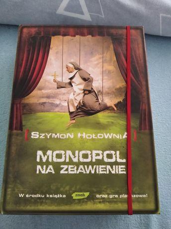 Monopol na zbawienie Szymon Hołownia