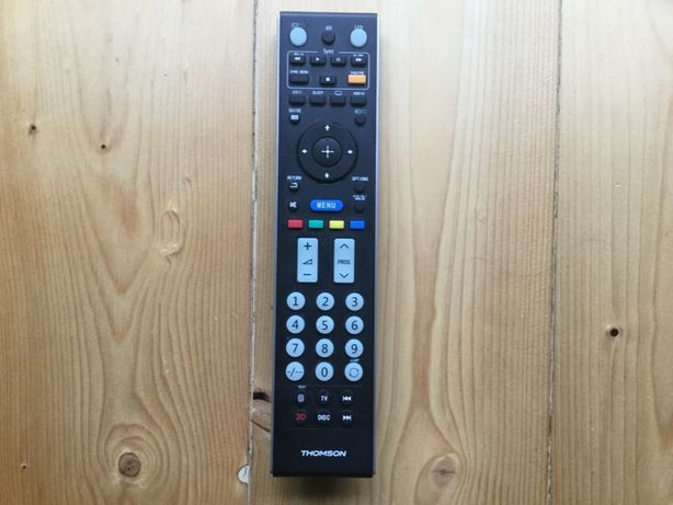 Pilot TV Sony Bravia Thomson ROC1128