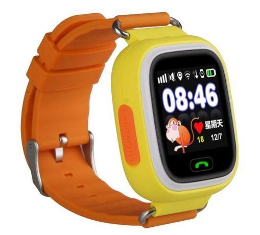 Детские Смарт- часы Q90 и Q200