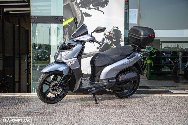 Sym HD  2 125cc