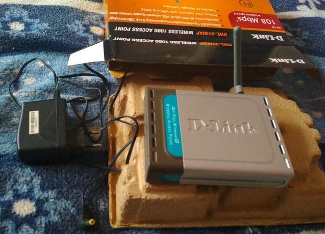 DWL-2100AP беспроводная точка доступа