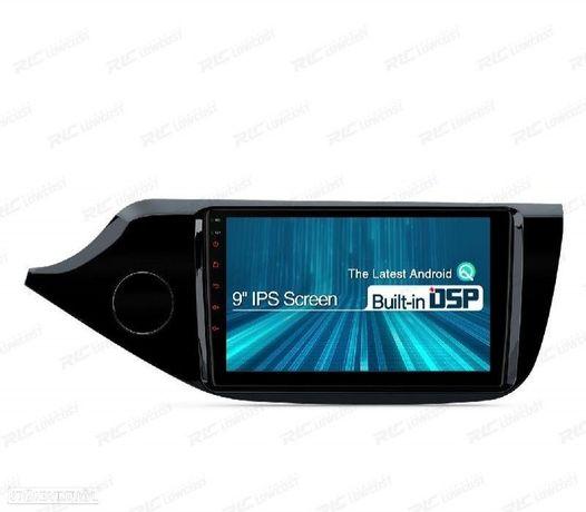 AUTO RADIO GPS ANDROID 10 KIA CEED (12-16)