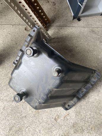 Vendo suporte roda suplente Land Rover Defender
