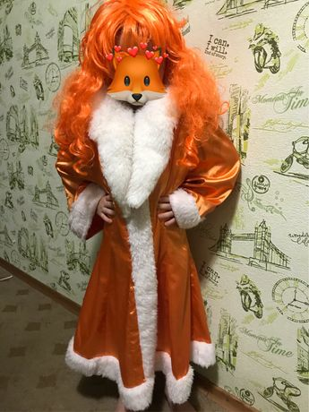 Костюм лисы.