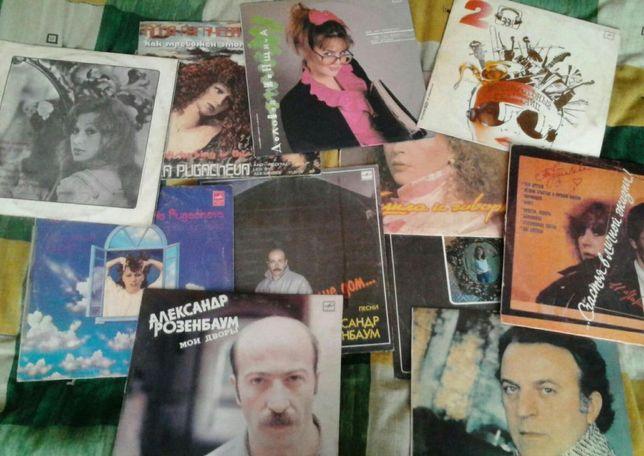 Распродажа советских пластинок