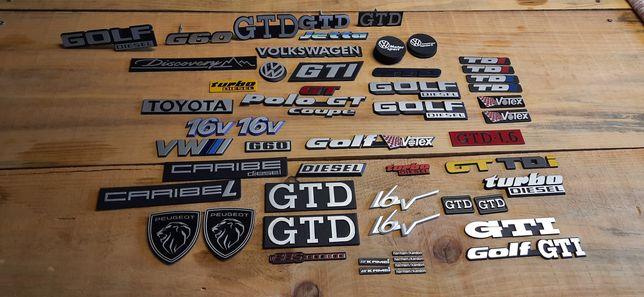 Simbolos para carro para despachar