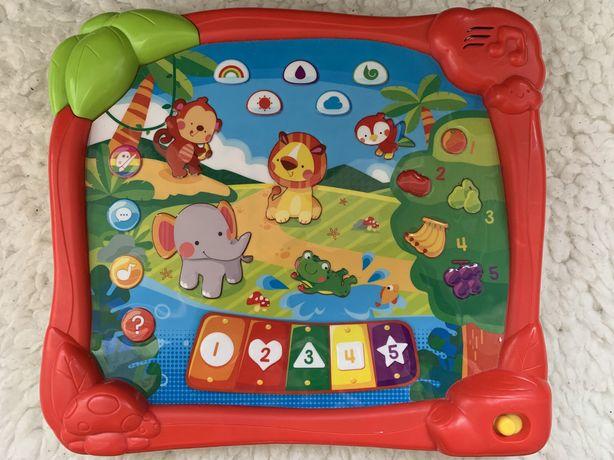 Інтерактивний планшет для дитини
