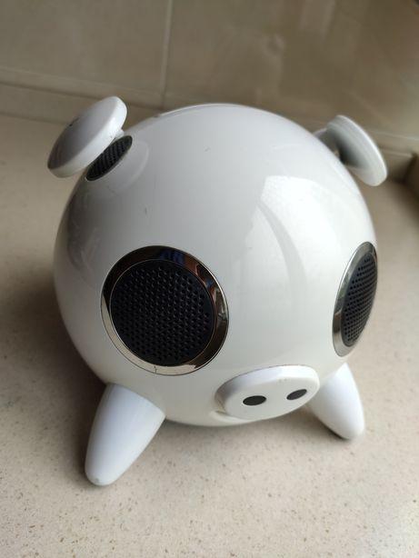 Coluna speaker base dock iPhone iPod iPig