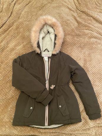 Куртка детская (7-8лет)