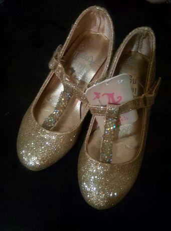 Изумительные туфли Angels.по стельке 16см