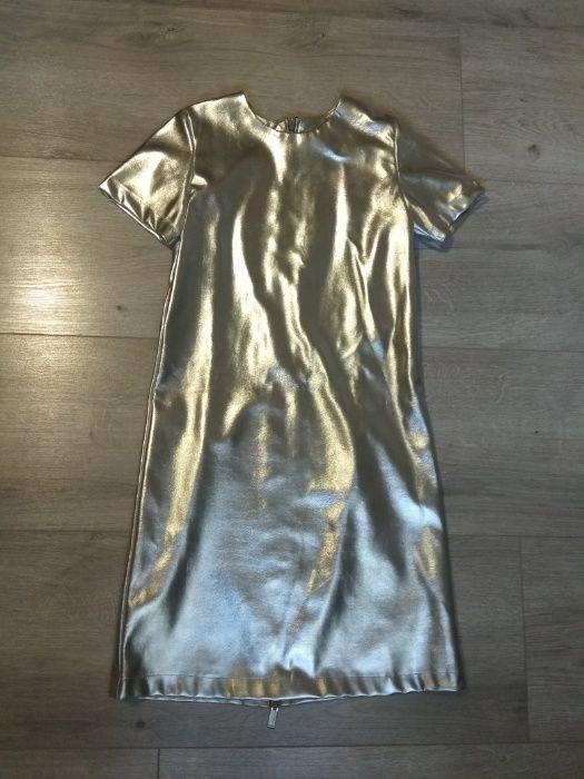 Платье на девочку праздничное. Изюм - изображение 1
