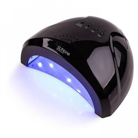 LED/UV лампа для наращивания ногтей. Цвет в наличии белый, черный.