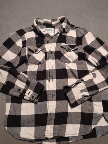 Koszula w kratę 140cm