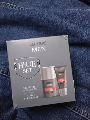 Douglas MEN face set zestaw kosmetyków