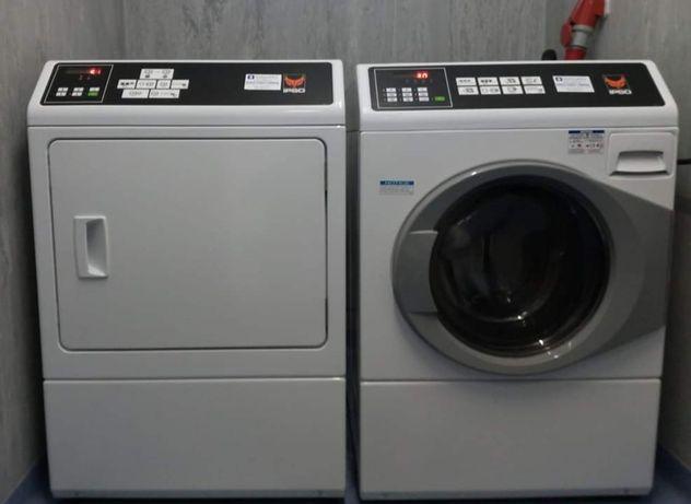 IPSO ocasião lavadora secadora self service