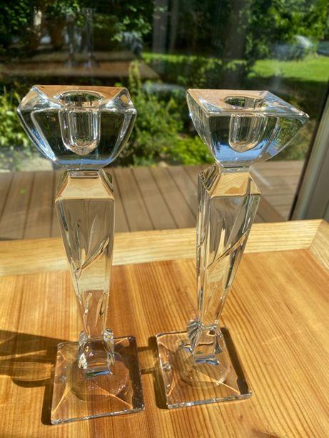 OKAZJA-nowy, piękny, komplet świeczników Fyrkloven Adele-60%TANIEJ