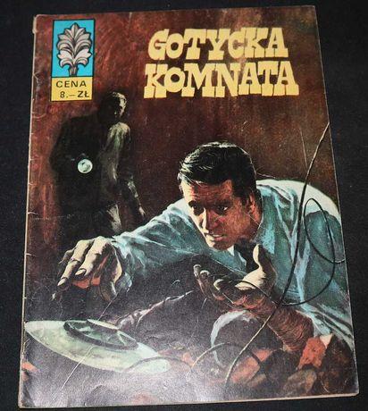 Komiks : Kapitan Żbik - Gotycka komnata - 1972