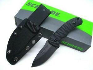 Небольшой фикс нож Schrade schf57 - для охоты, рыбалки, туризма