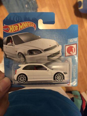 Ek9 type R Hot wheels