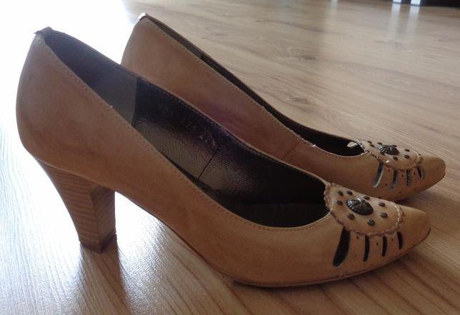 EKSBUT buty damskie, czółenka, szpilki, stan bdb, możliwa wysyłka!