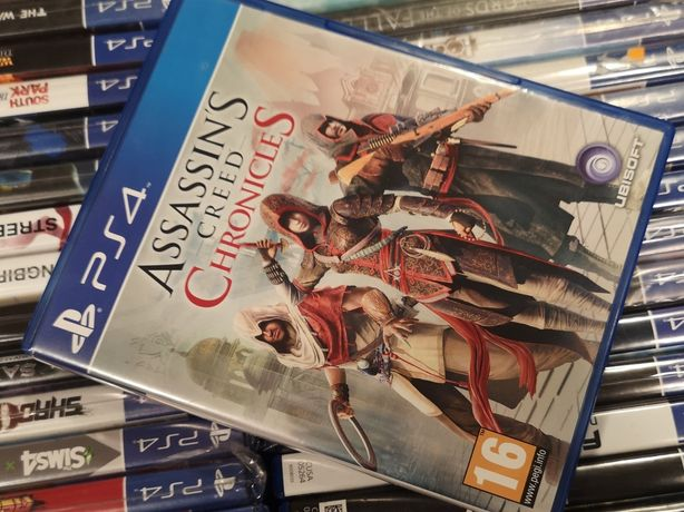 Assassins Creed Chronicles PS4 sklep Ursus