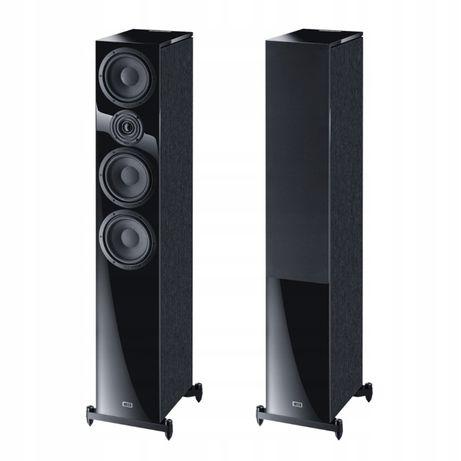 HECO AURORA 700 Black Limited Edition głośniki kolumny podłogowe