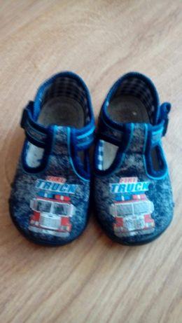 pantofle/papcie r. 21