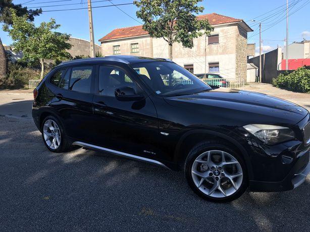 BMW X1 1.8d  Preto Nacional