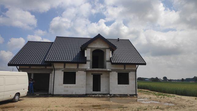 Usługi dekarskie blacharskie Naprawa dachów