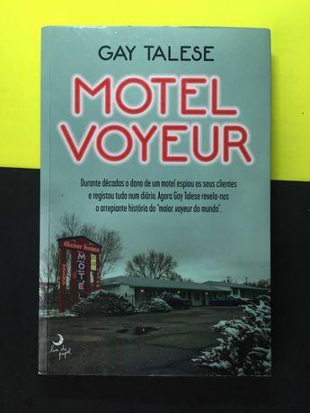 Gay Talese - Motey Voyeur (Portes CTT Grátis)